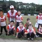 Little Giants TBall Team